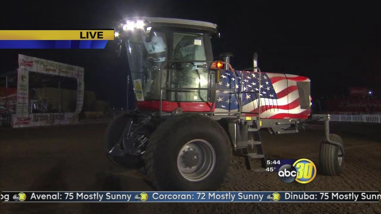 World Ag Expo kicks off in Tulare