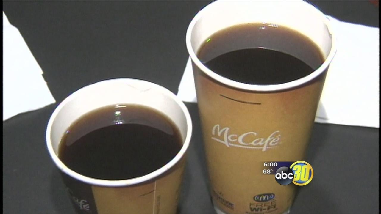 Bad burns and big business: Fresno women sue McDonald's ...