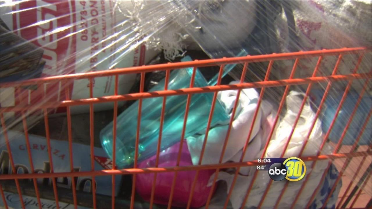 Shopping cart recovery leads to drop in crime