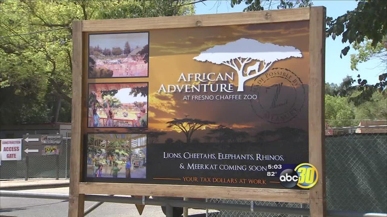 Fresno?s Chaffee Zoo funding heading for November ballot