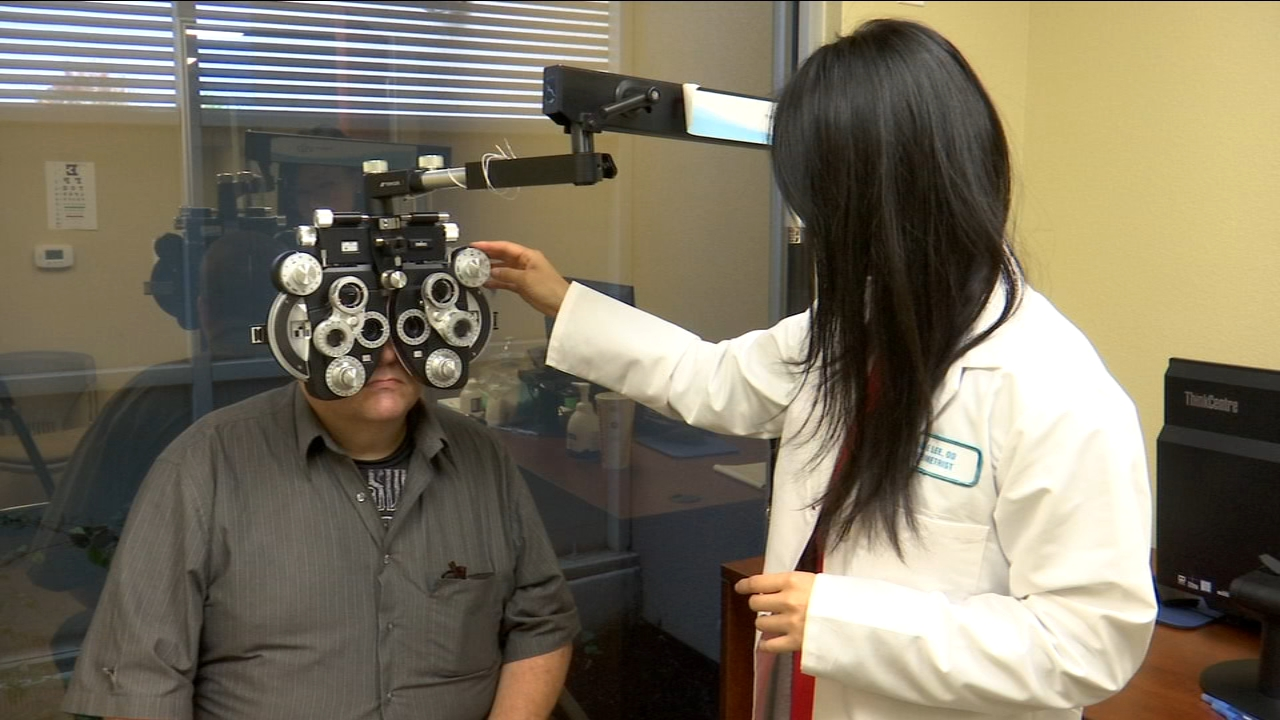 Diabetes can be diagnosed by an eye exam? And other things patients learned at Diabetes Clinic Day