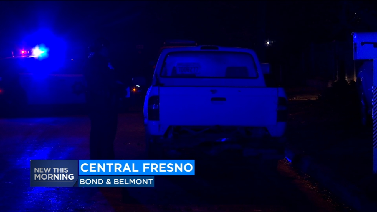Two drive by shootings occur minutes and a few miles apart in Fresno