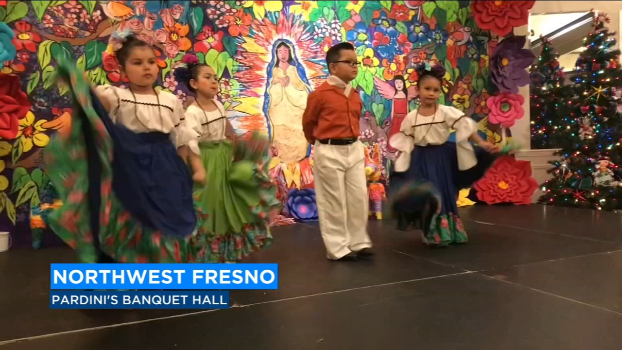 Many get in the holiday spirit at Fiesta Navidena