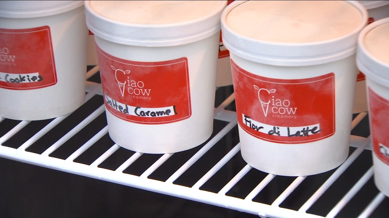 A south Valley dairy family has found a creative twist on the milk they cultivate everyday.