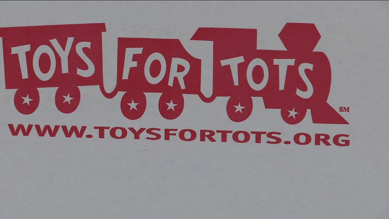 Toys For Tots collecting toys for 50,000 children in Fresno County