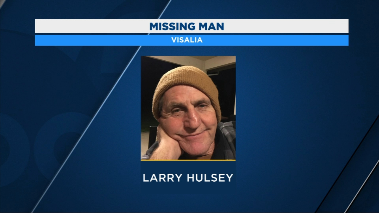 The Tulare County Sheriffs office is searching for an at-risk missing man in the Visalia area.