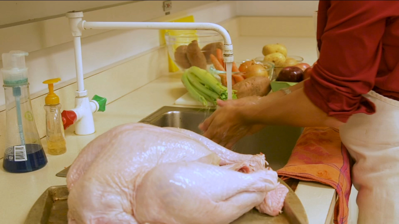 Its that time of year when many of us will be cooking holiday meals. The last thing you want is for someone to get sick from a foodborne illness. Consumer Reports reveals that pre