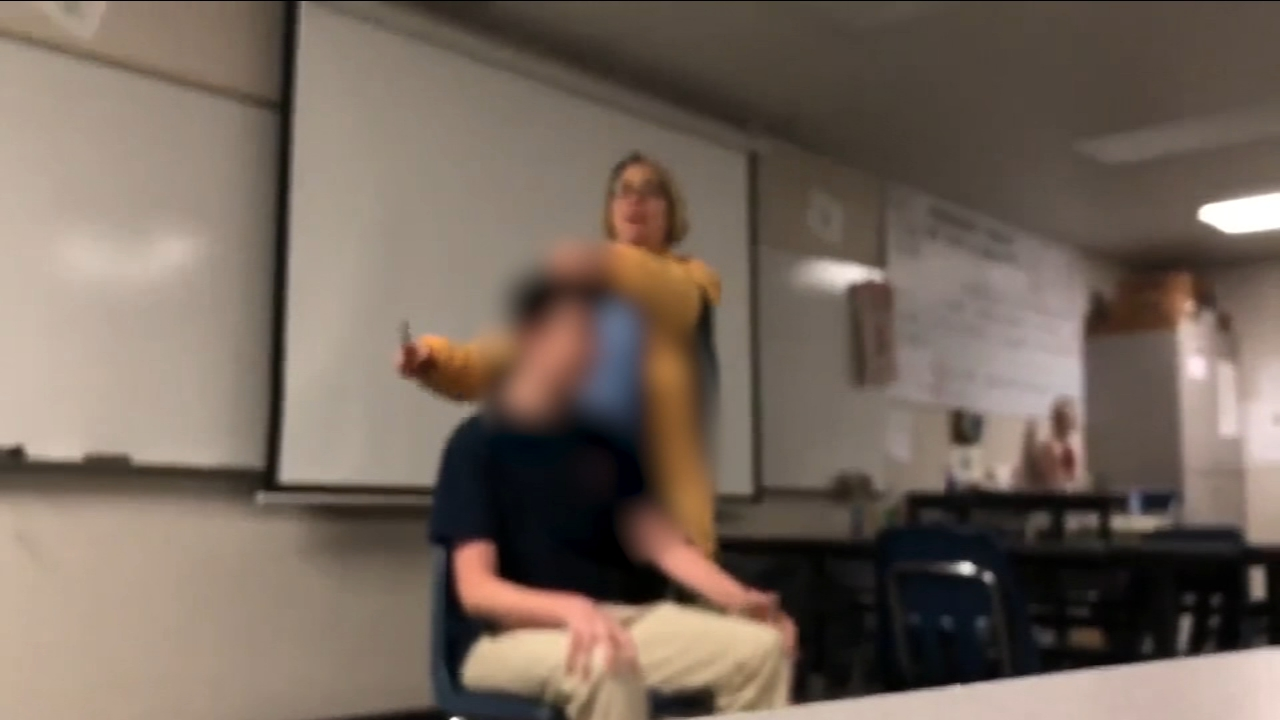 A Fresno psychologist is weighing in on what may have caused 52-year-old Margaret Gieszinger to cut her students hair and chase them with scissors.