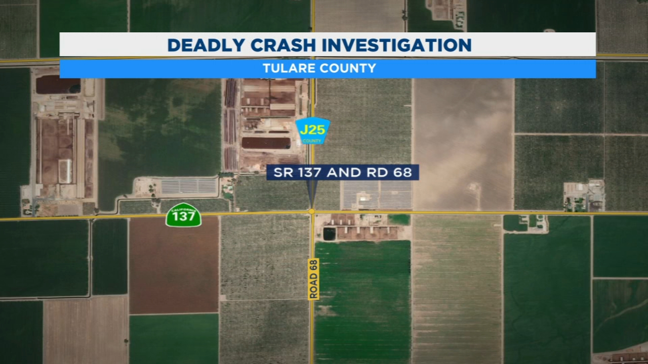 Man killed in dirt bike crash in Tulare County