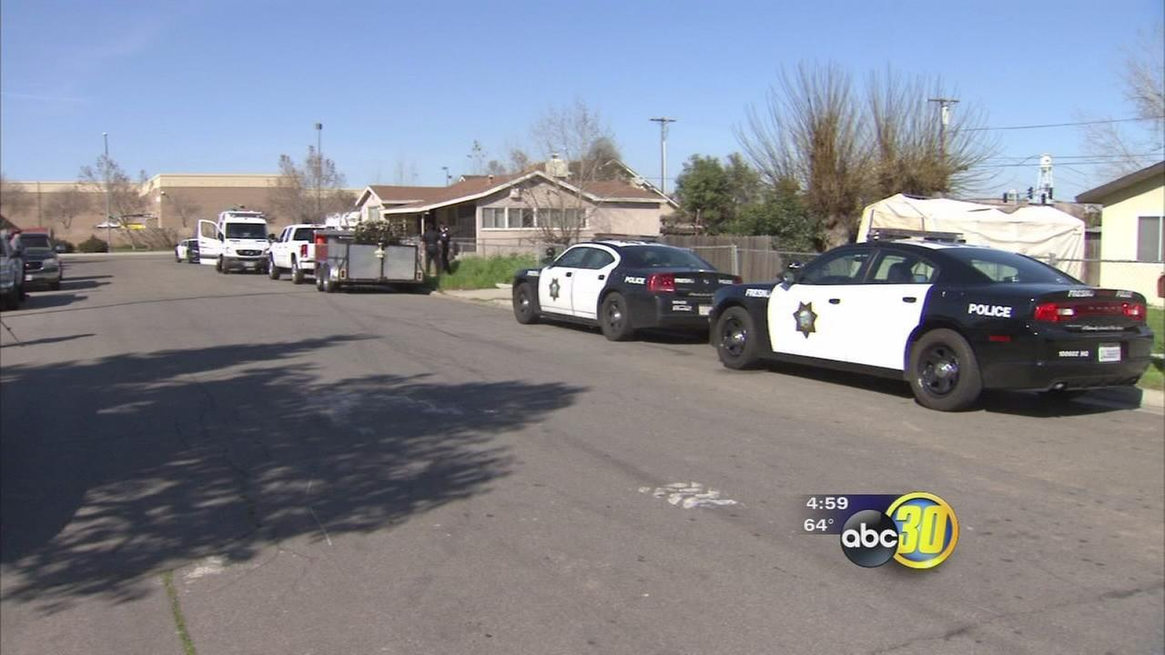 Disguised robber targets Fresno woman