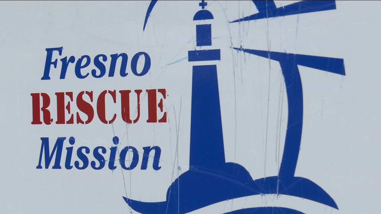 Fresno Rescue Mission CEO says community program helps the homeless with more than a meal