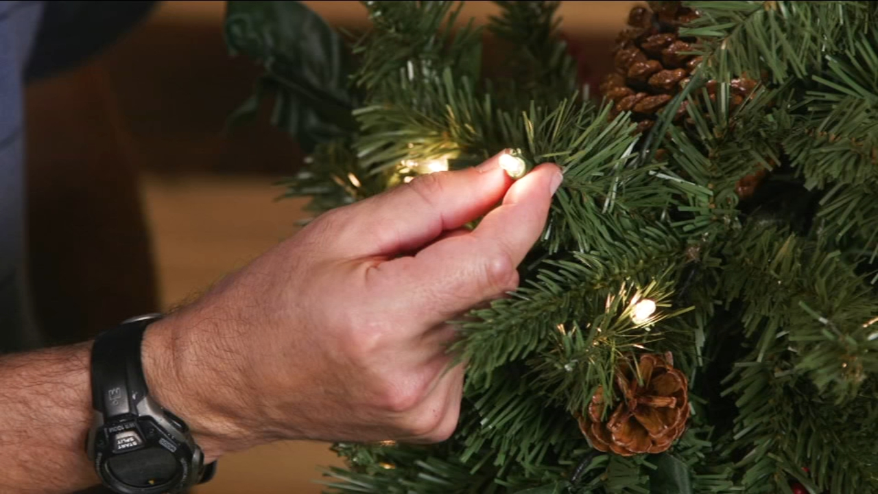 For many, a big part of getting into the holiday spirit means stringing up lights - either inside or outside your home.