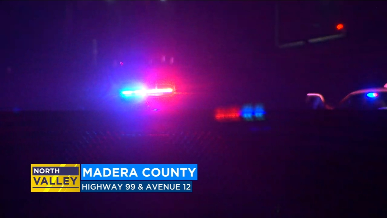 A person was killed on Monday morning after being hit by a car on the Highway 99 on-ramp at Avenue 12 in Madera County.