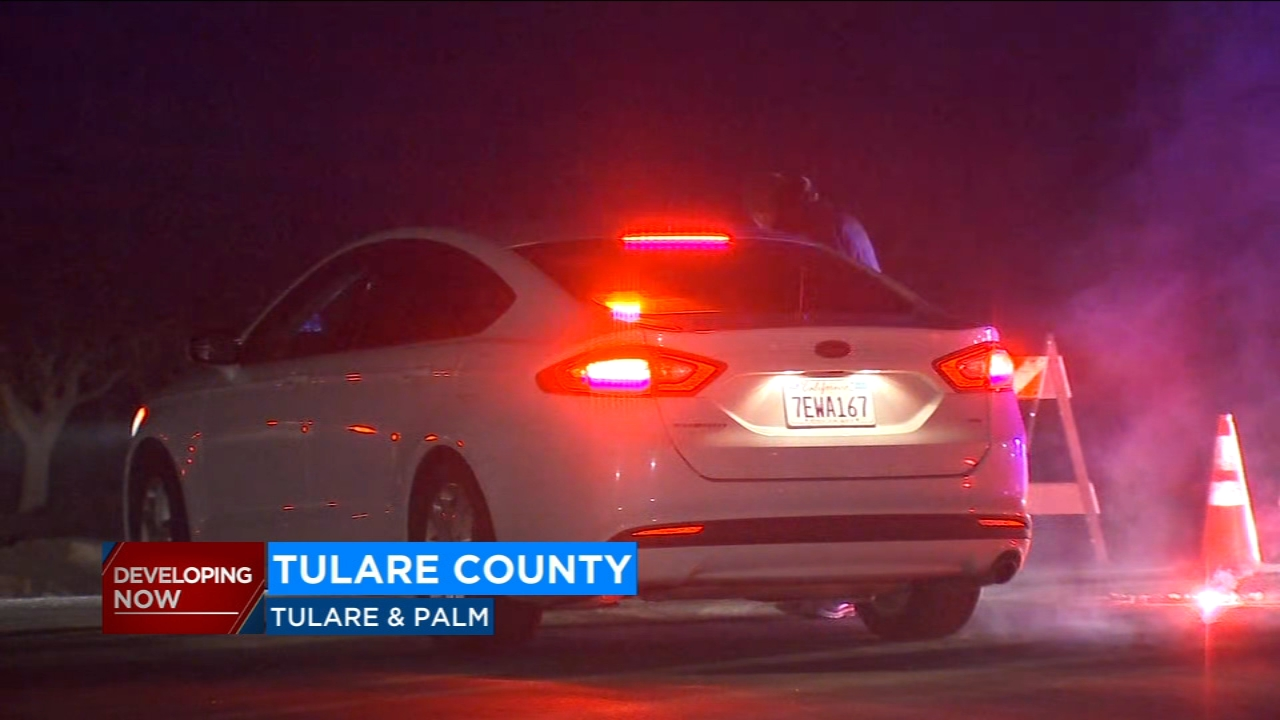 Tulare County Sheriffs deputies are investigating an officer-involved shooting that left a Tulare police officer injured.