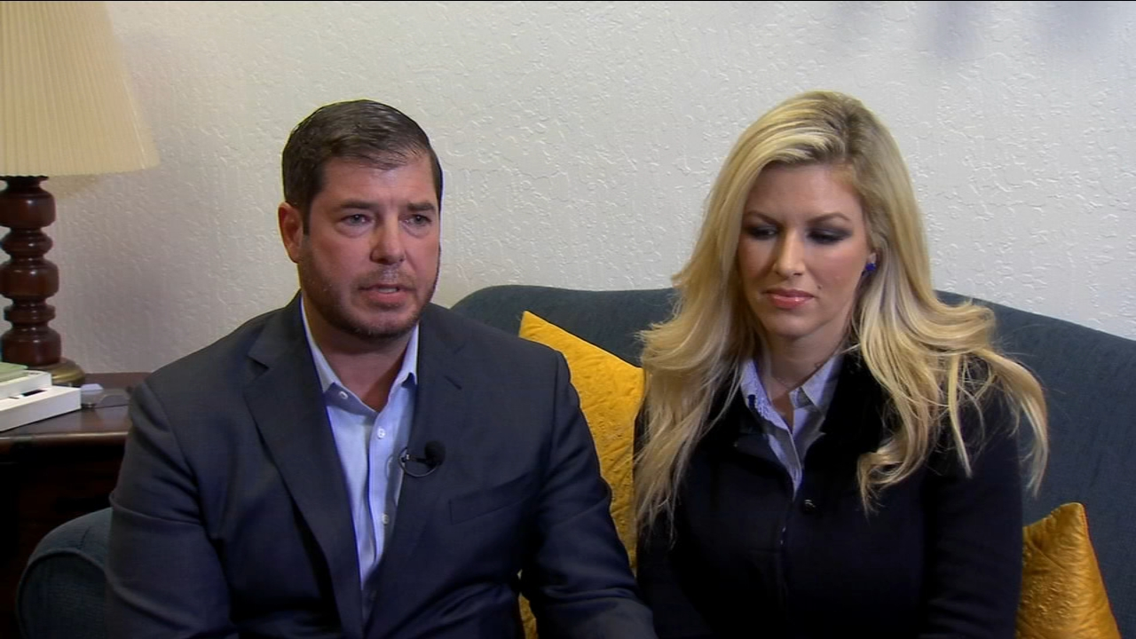 In an interview with Action News, the Arambulas explained what happened in their home with their daughter Sunday night, and what they learned from the experience.