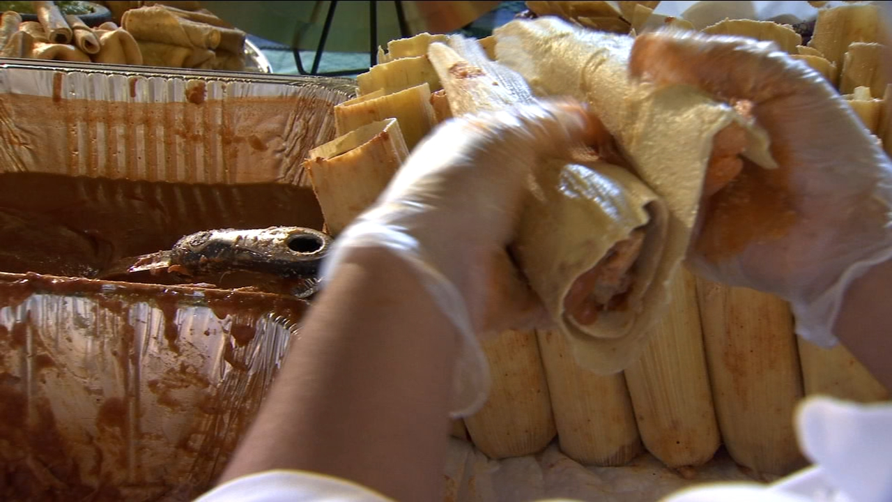 In the lead-up to Christmas, Mexican restaurants in the Valley are serving up unique kinds of tamales.