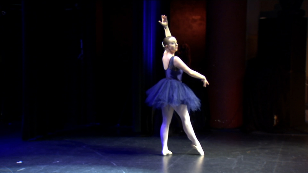 Chronic foot pain prevented Arielle Dolezal from performing ballet for nearly ten years until this Fresno nurse got a new treatment.