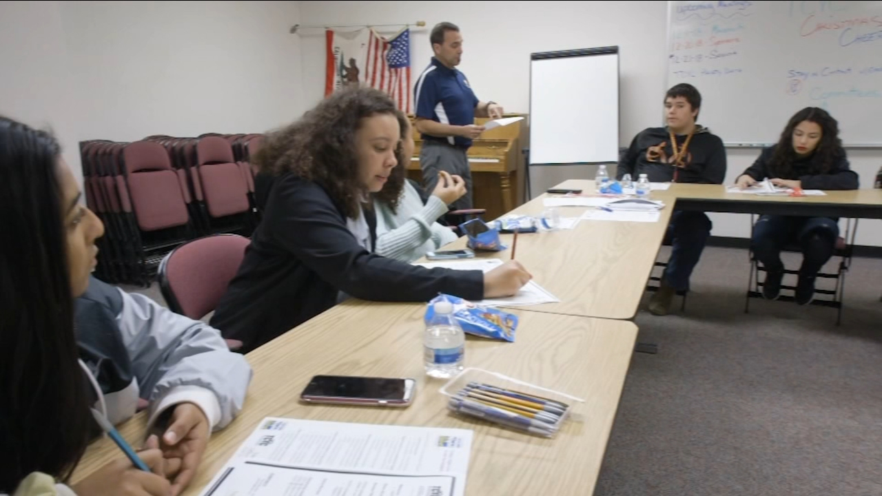 A program in the South Valley is teaching students leadership skills and turning them into community heroes.
