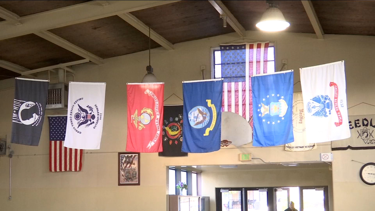 For veterans, the Reedley Armory is a place where they can come together, but it may soon close.
