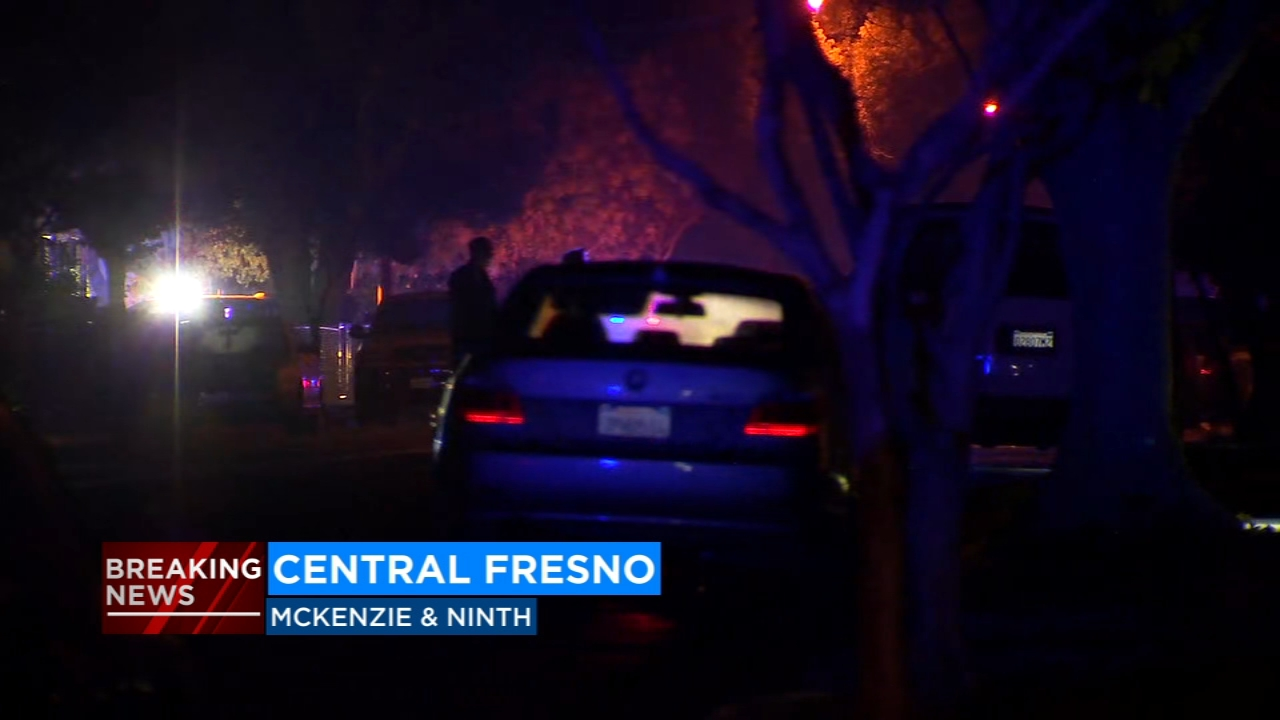 Fresno Police are investigating a shooting in Central Fresno