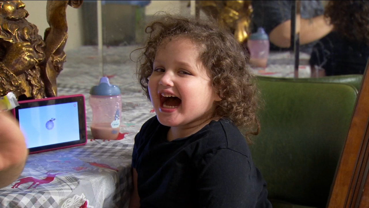 Family asks for prayers, Christmas letters for terminally ill 4-year-old