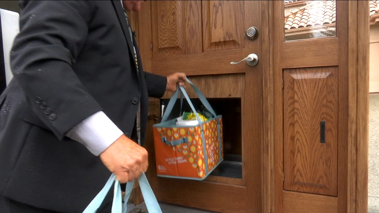 A local company says it has a solution to stop thieves from stealing packages from people doorsteps. Its called the eDOR.