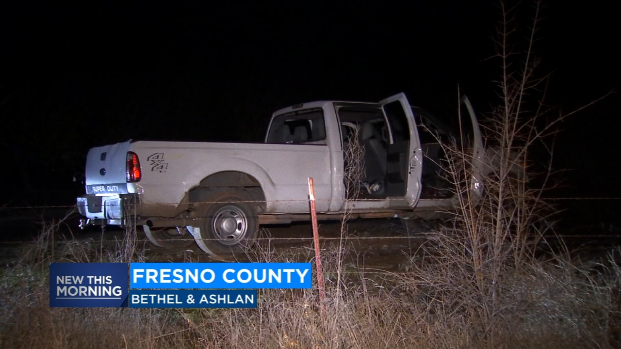 Three people were arrested and several guns were recovered after leading deputies of a pursuit through Fresno County.