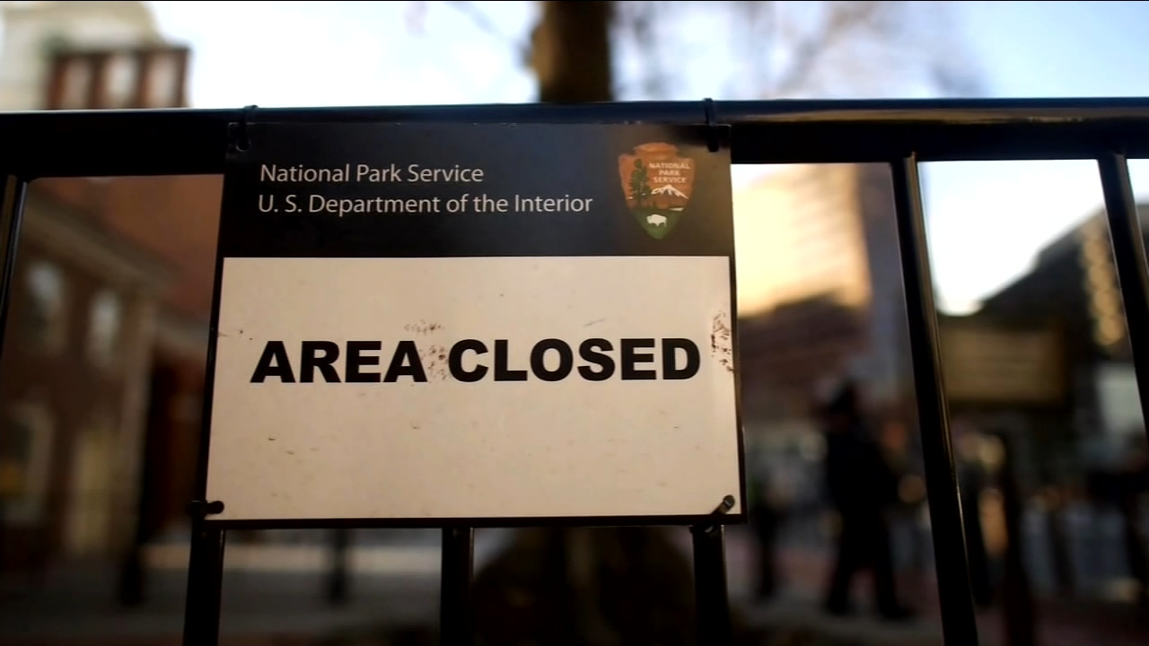 Partial government shut down could affect thousands in Yosemite, Oakhurst