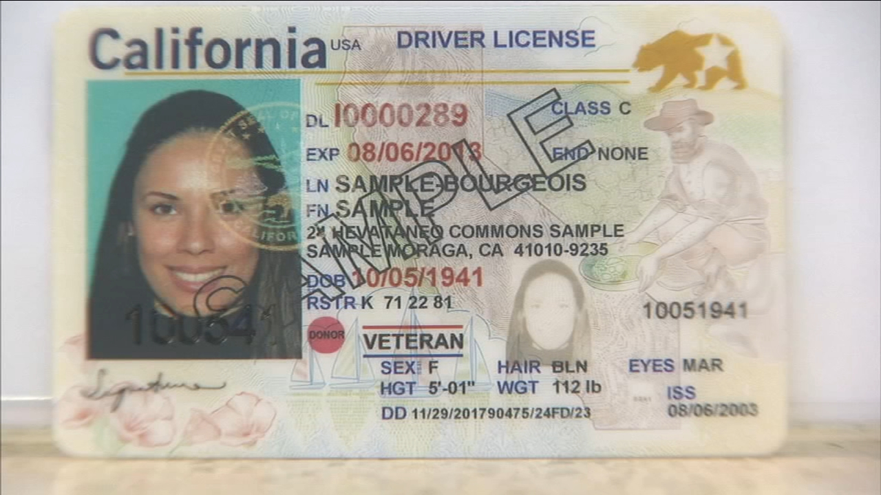 The Department of Homeland Security has notified the DMV its process for giving these IDs is not adequate.