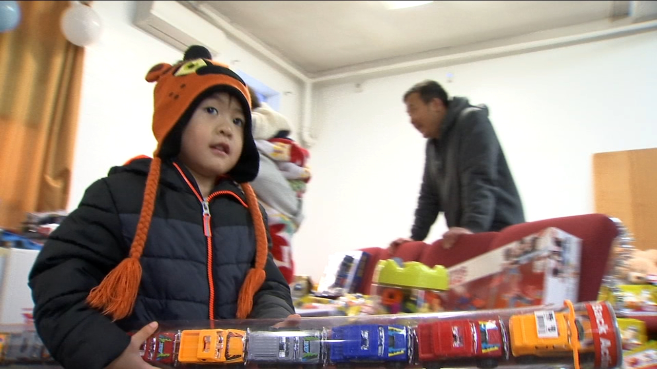 24th annual Community Christmas party brings toys to thousands of kids