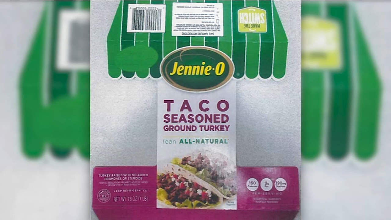 Jennie-O recalls 164,000 pounds of raw ground turkey