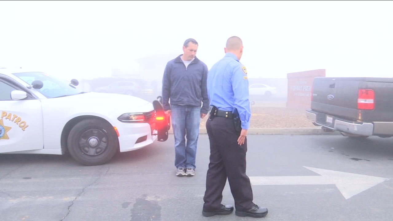 CHP launches maximum enforcement patrols for Christmas Holiday