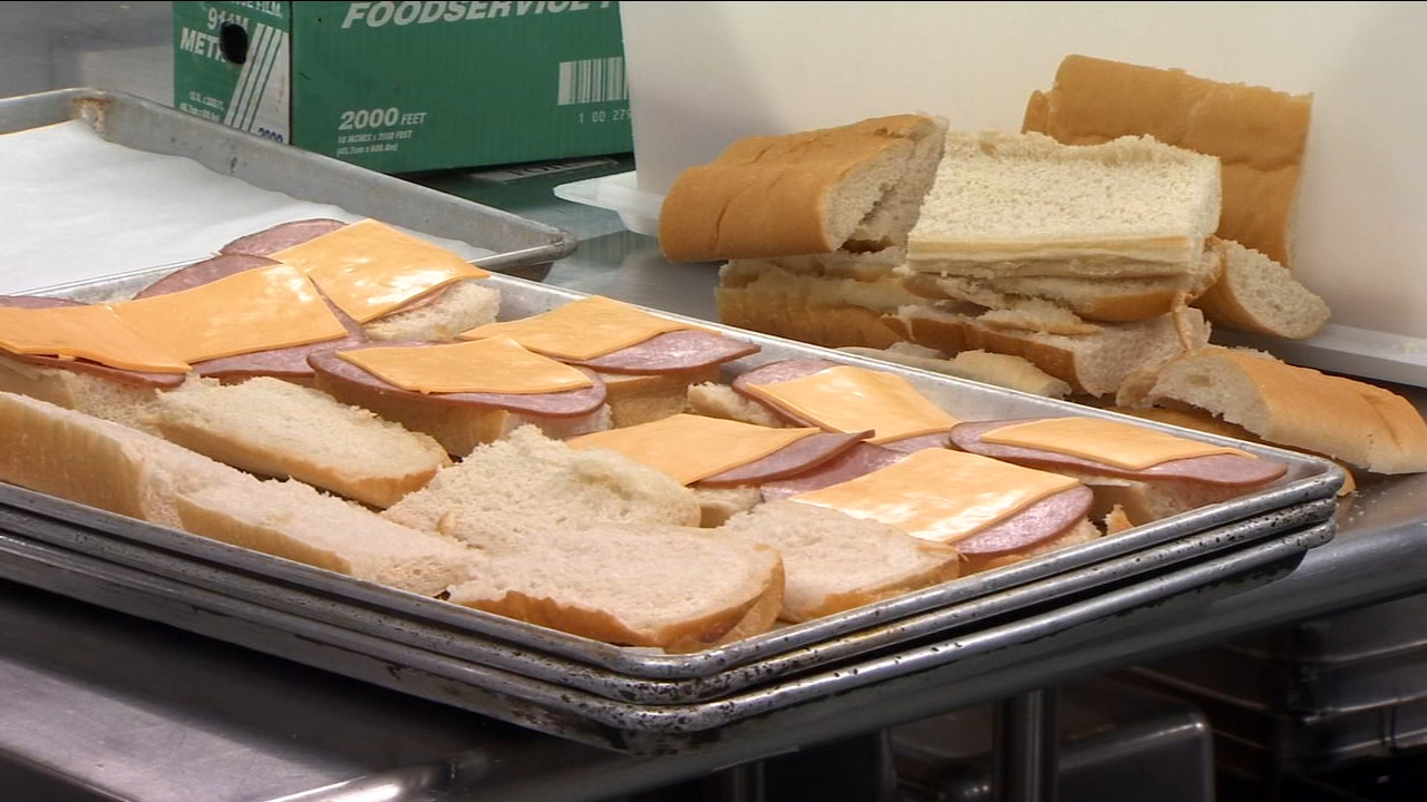 Fresno Rescue Mission preparing for Christmas meals