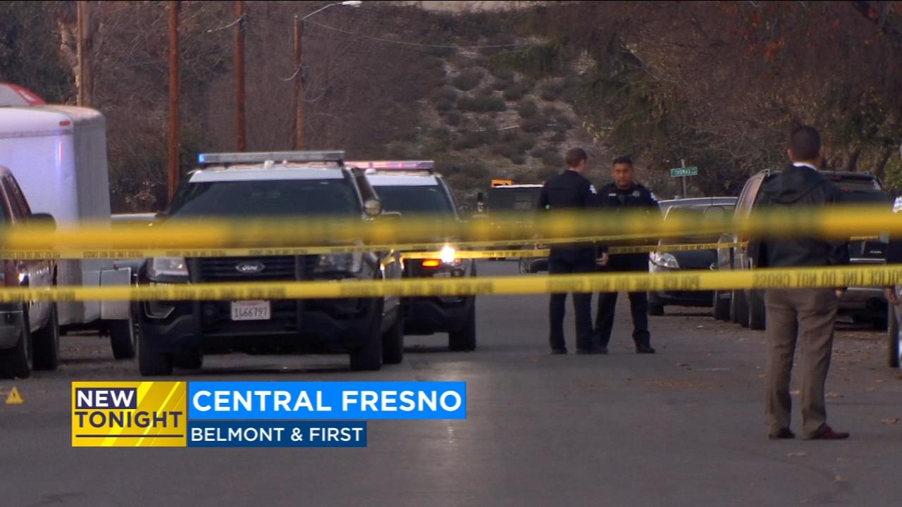 Man found shot in Central Fresno, investigation still underway