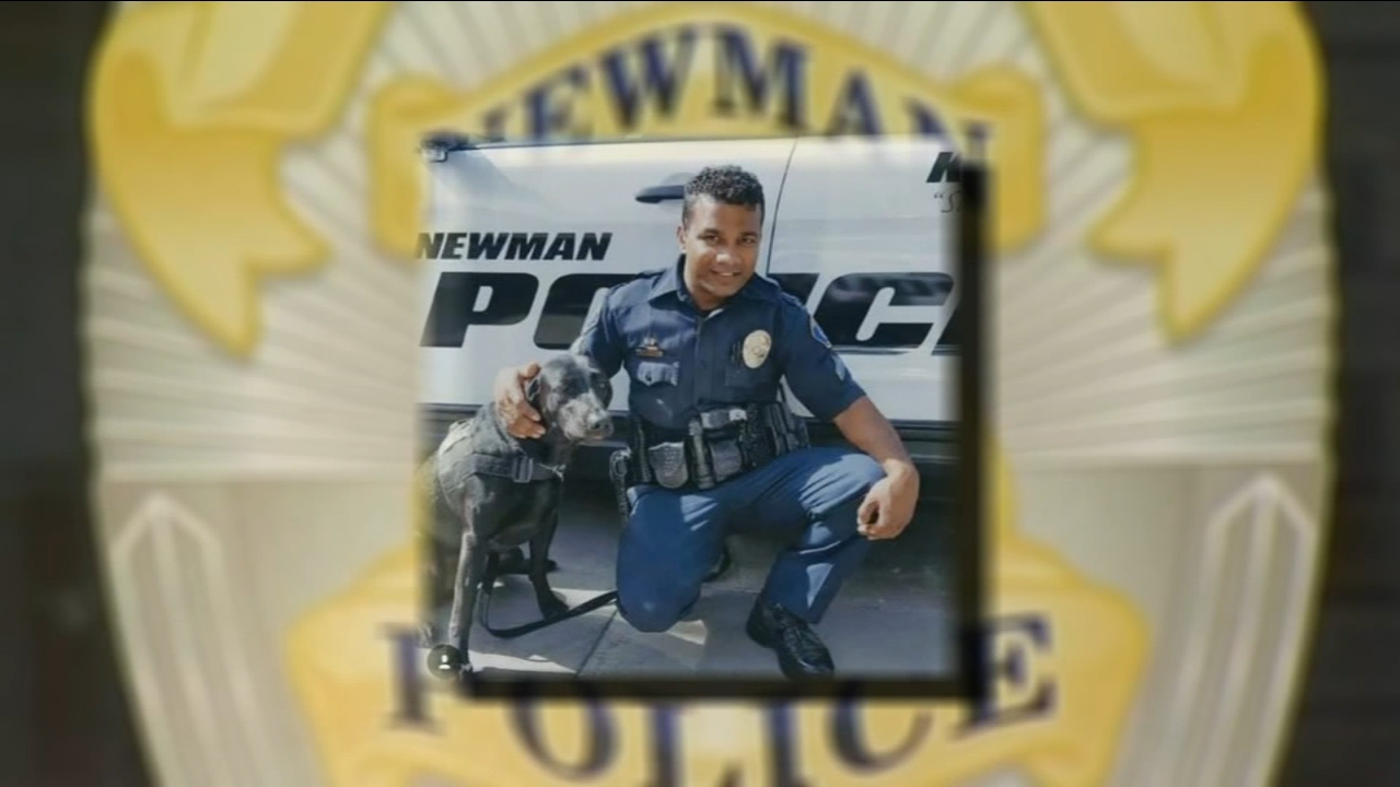 A search is underway for the man that deputies believe shot and killed Newman Police Corporal Ronil Ron Singh around 1 a.m. on Wednesday.
