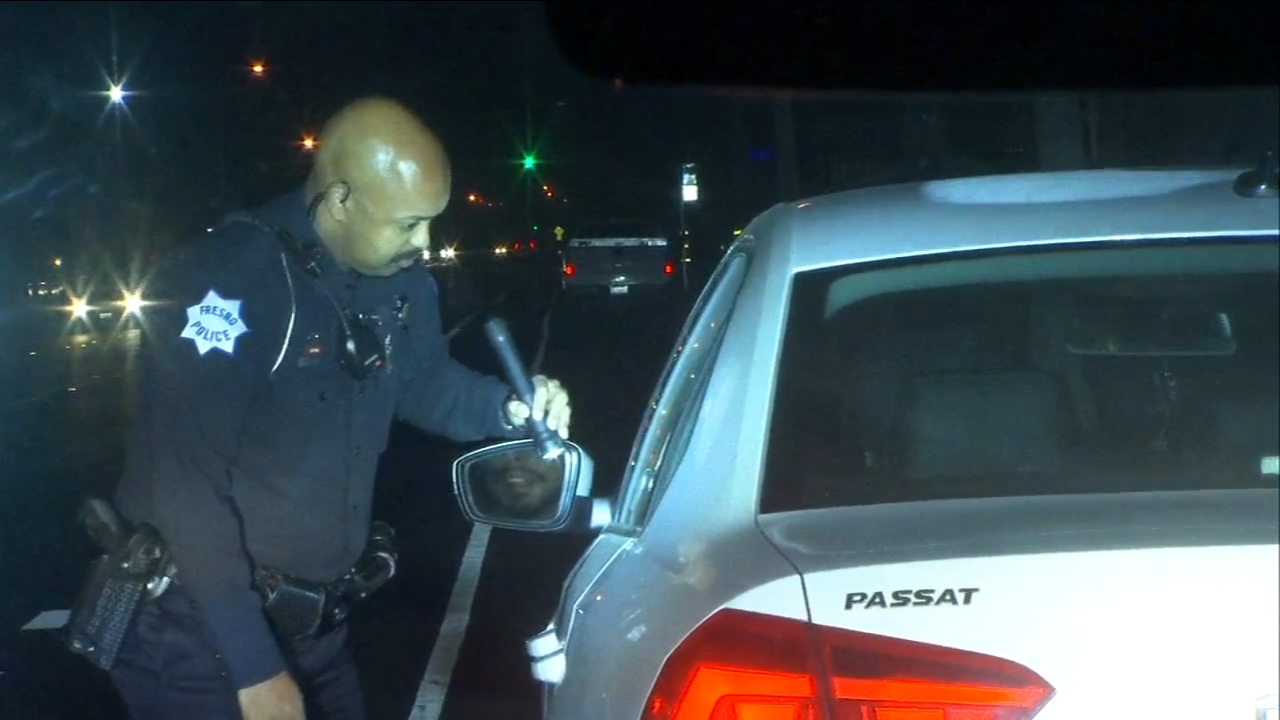 Fresno police out in full force as Valley rings in the New Year