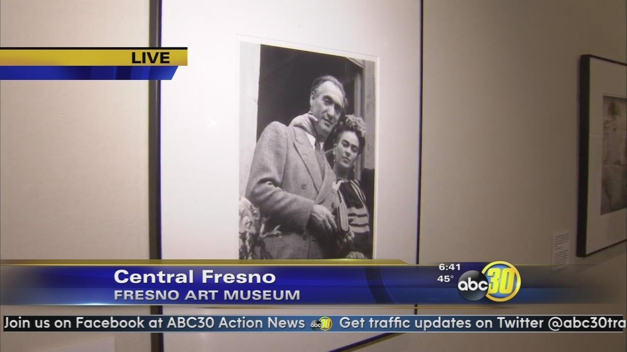 Frida Kahlo exhibit opens at the Fresno Art Museum
