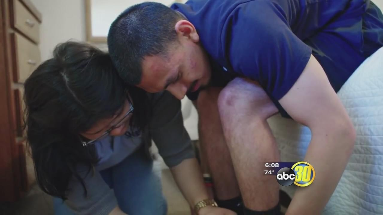 Man brought back to life after bar fight in Fresno running half marathon