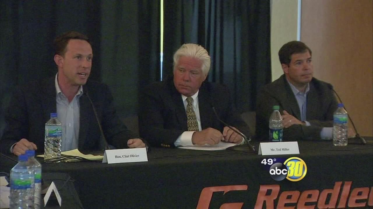 State Assembly race heats up in Reedley debate