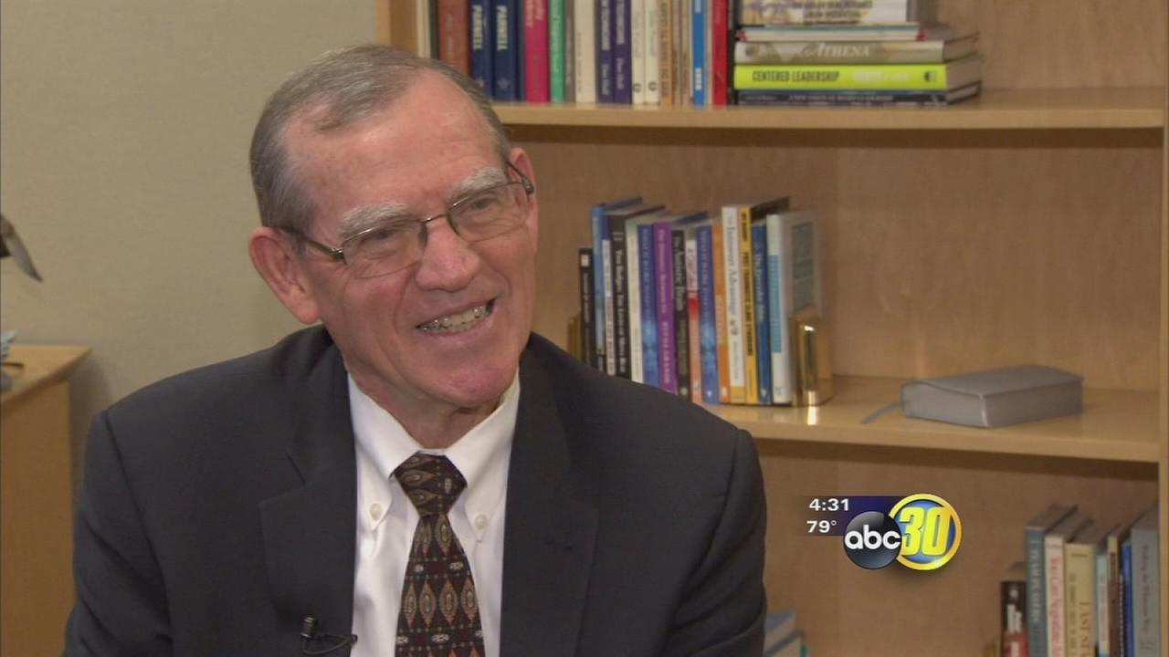 New Valley community college chancellor has big plans