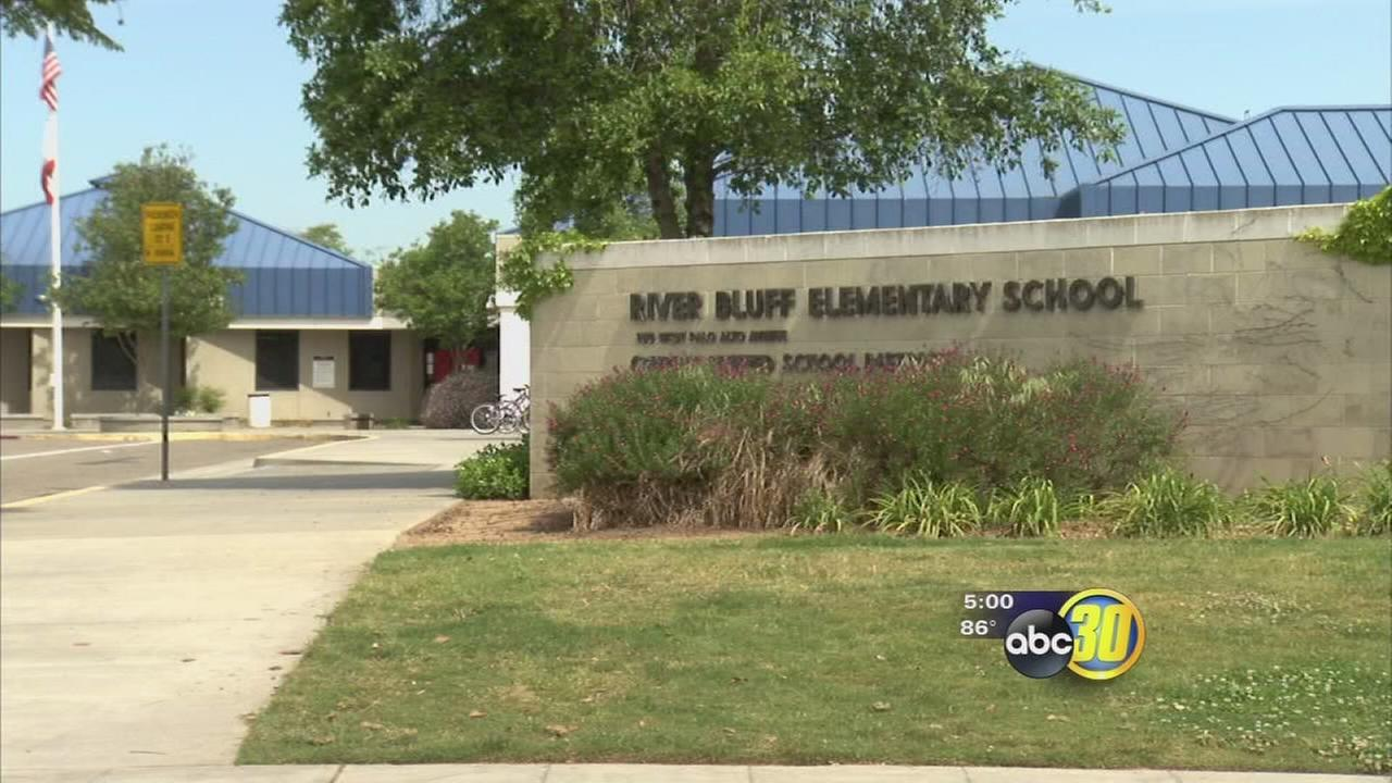 Third Central Unified school hit by copper wire thieves in less than a month