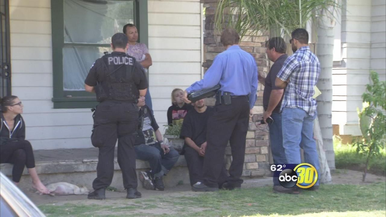 16 people found living in hazardous conditions in Fresno home