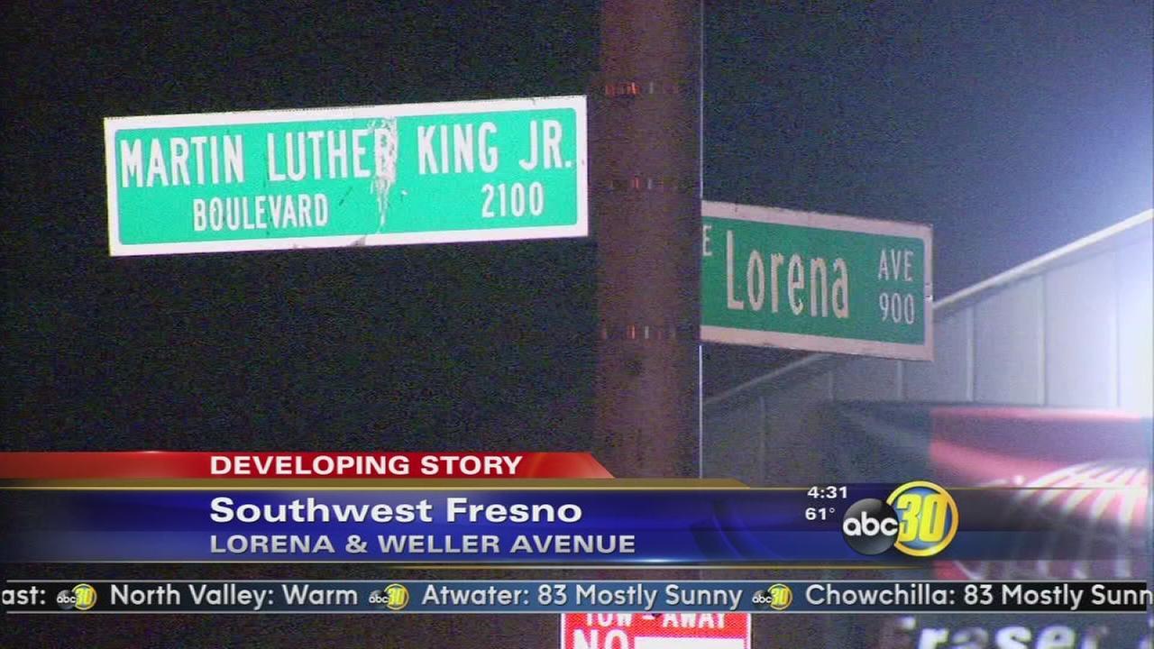 Teen dies after being found shot in Southwest Fresno