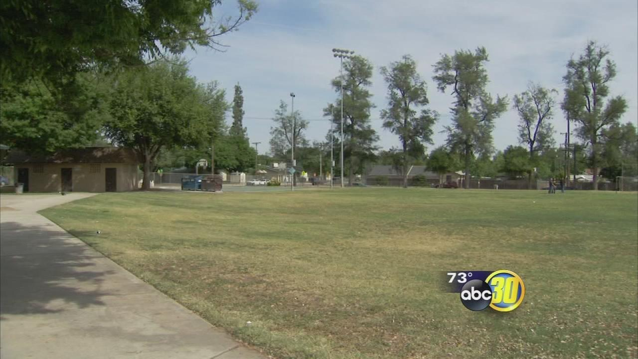 Recreation leader shot in the hand in Southwest Fresno