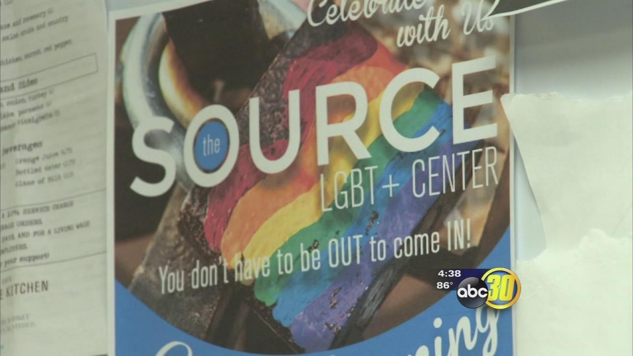 New LGBT community center opens in Visalia