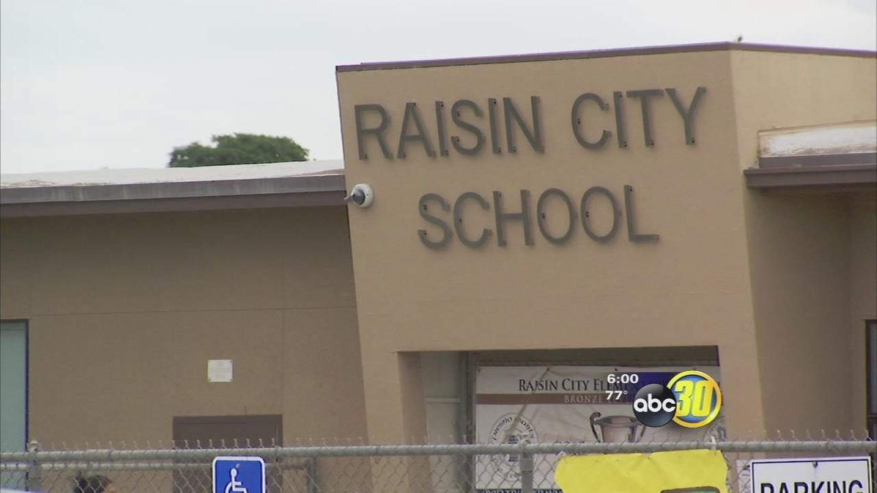 Parents upset over changes after recall election involving  Raisin City school board members