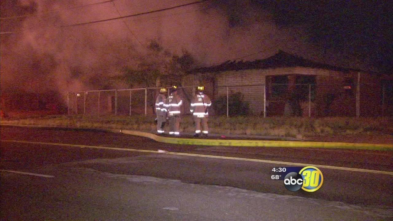 New KeywordBlighted homes keeping Fresno firefighters busy