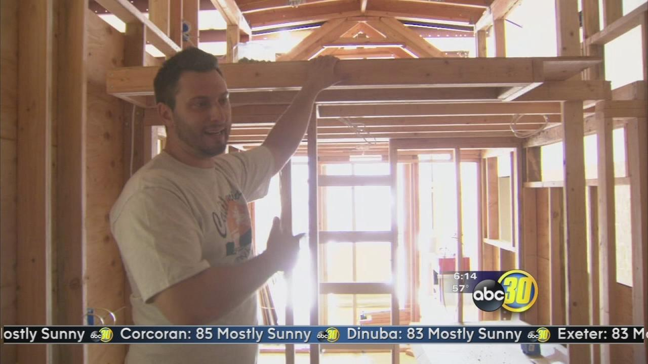 Made in the Valley: California Tiny House