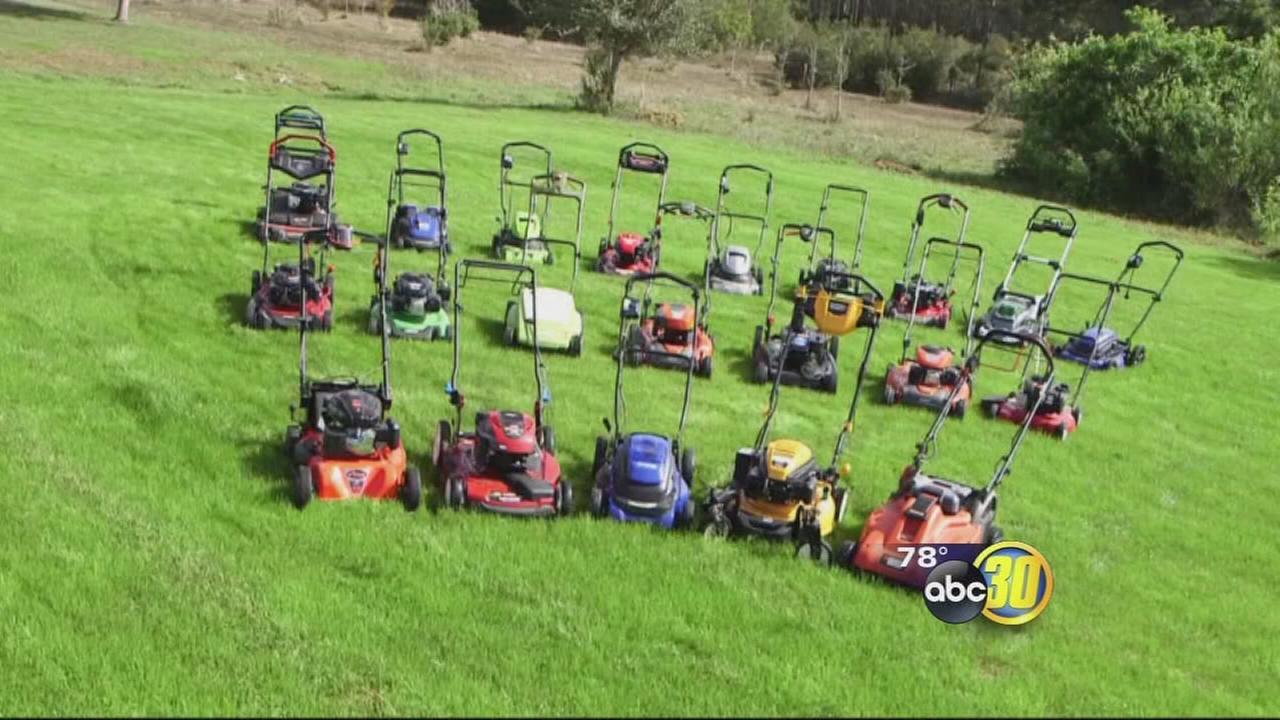 Lawn mowers that make the cut