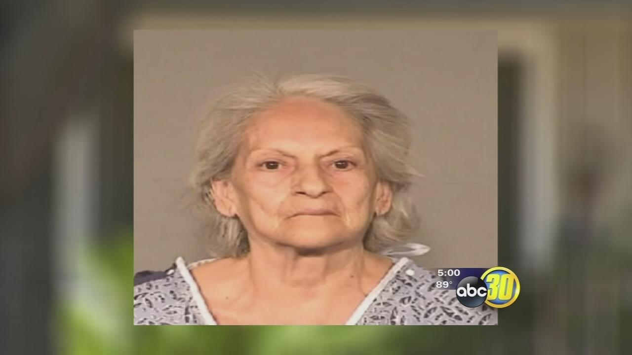 76-year-old Fresno woman arrested for husbands murder